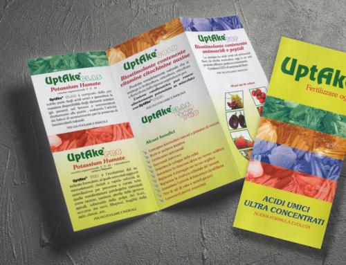 Pieghevole fertilizzanti Uptake