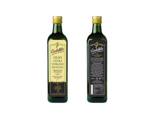 Packaging Olio Castellito