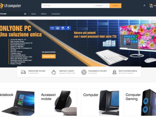 e-shop LF computer